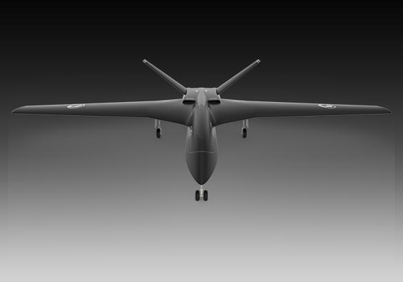 Challenger Aerospace Wolfhound