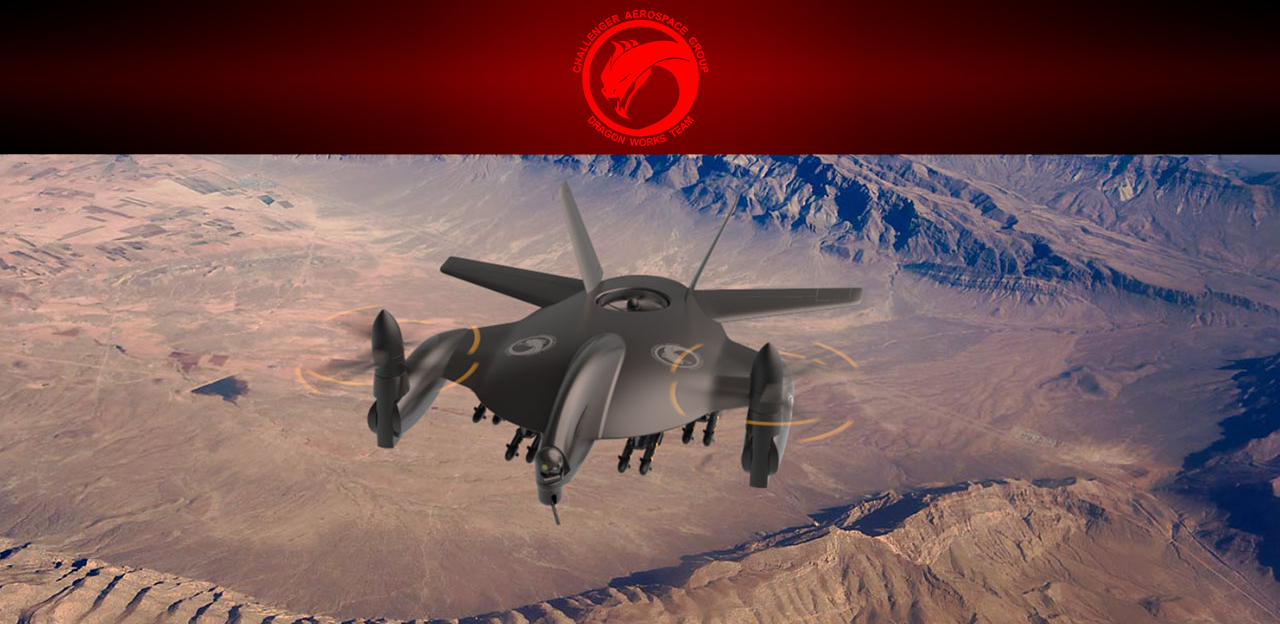 Challenger Aerospace Systems: Dragon Works