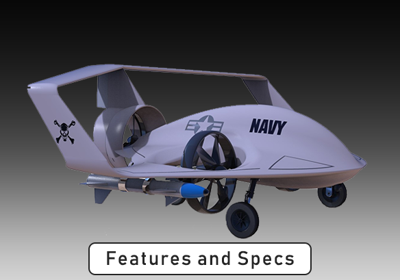 Challenger Aerospace Stingray