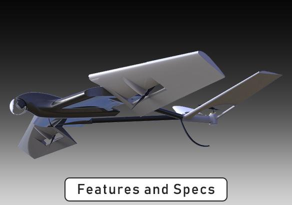 Challenger Aerospace Manta Ray