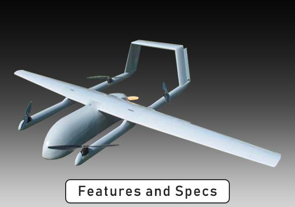 Challenger Aerospace Raven UAS System