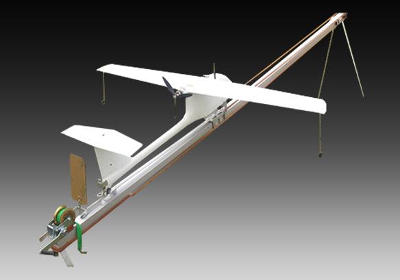 Challenger Aerospace FALCON XL UAS SYSTEM